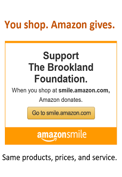 Support The Brookland Foundation with Amazon Smile